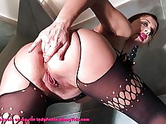 free pantyhose video clips